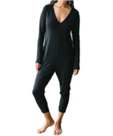Smash + Tess The Friday Romper Midnight Black