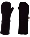 L&P Apparel Mid Season Boston Mitts Black