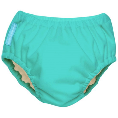 Charlie Banana 2-in-1 Swim Diaper & Training Pant Turquoise XL