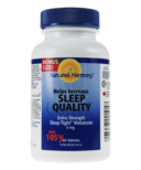 Nature's Harmony Sleep Tight Extra Strength Melatonin