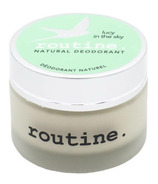 Routine De-Odor-Cream Natural Deodorant in Lucy in the Sky Scent