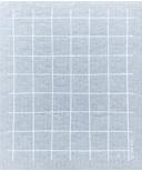 Ten & Co. Swedish Sponge Cloth Grid Grey