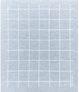 Ten & Co. Swedish Sponge Cloth Grid Grey