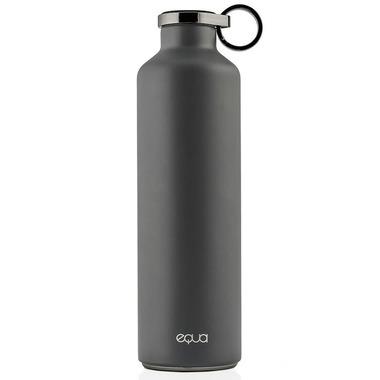 Equa Smart Water Bottle Dark Grey