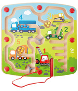 Hape Toys Construction & Number Maze