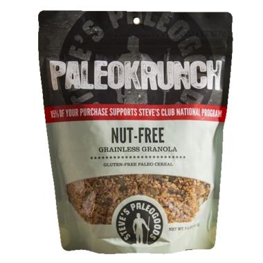 Steve\'s PaleoGoods Coconut and Seeds / NUT FREE Paleokrunch Cereal