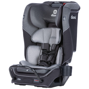 Diono Radian 3QX Convertible Car Seat Gray Slate
