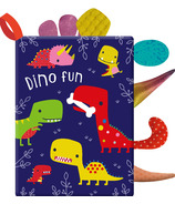 Make Believe Ideas Dino Fun Cloth Book