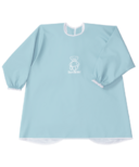 BabyBjorn Long Sleeve Bib Turquoise