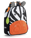 Skip Hop Zoo Lunchies Insulated Lunch Bag Zebra Design