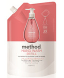 Method Gel Hand Wash Refill Pink Grapefruit