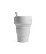 Stojo Collapsible Biggie Cup Grey
