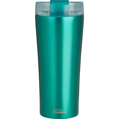 Trudeau Pebble Travel Tumbler Aqua