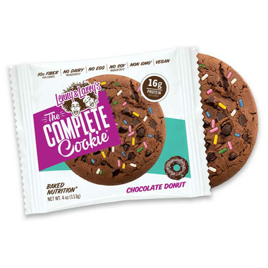 Lenny & Larry\'s Complete Cookie Chocolate Donut