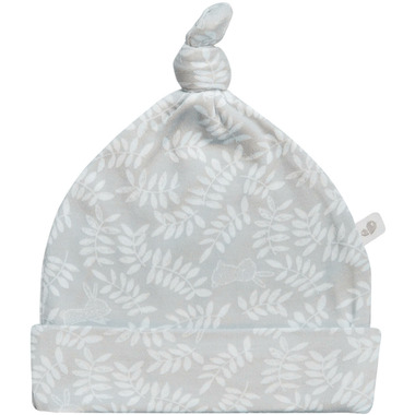 Perlimpinpin Printed Bamboo Knotted Hat Rabbit