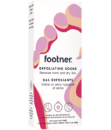 Footner Exfoliation Socks for Total Hard Skin Removal