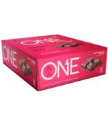 ONE Protein Bar Dark Chocolate Sea Salt Case