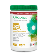 Organika Chicken Bone Broth Protein Powder Original Bonus Size