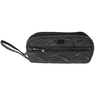 Lug Flipper Jewellery Organizer Midnight Black