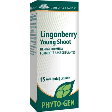 Genestra Phyto-Gen Lingonberry Young Shoot