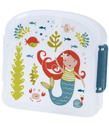 Sugarbooger Good Lunch Sandwich Box Isla the Mermaid