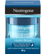 Neutrogena Hydro Boost Night Pressed Face Serum (en anglais)