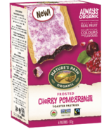 Nature's Path Organic Frosted Cherry Pomegranate Toaster Pastries