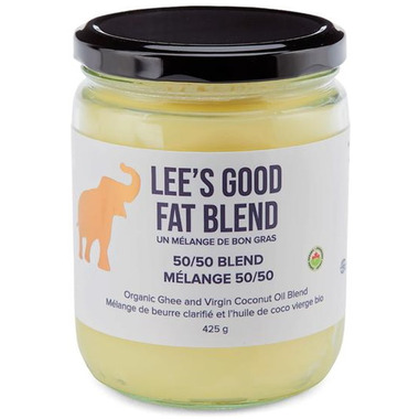 Lee\'s Ghee Good Fat Blend 50/50