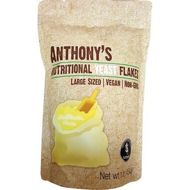Anthony\'s Goods Nutritional Yeast Flakes