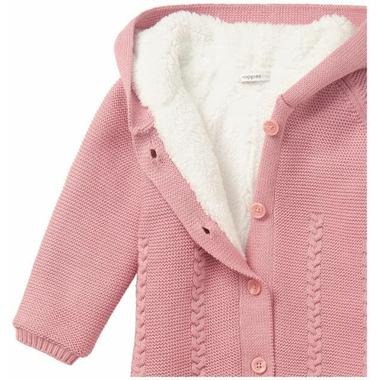 Noppies Organic Cotton Cosytoe Narni Old Pink