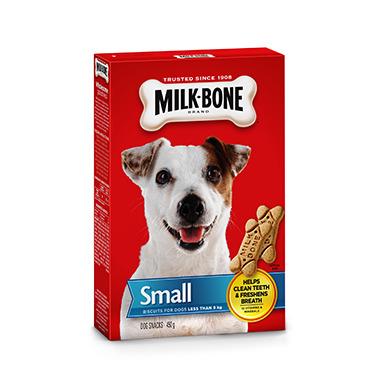 Milk-Bone Original Dog Snacks Small Biscuits