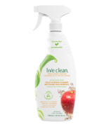 Live Clean Multi Surface Cleaner Apple Cider Vinegar