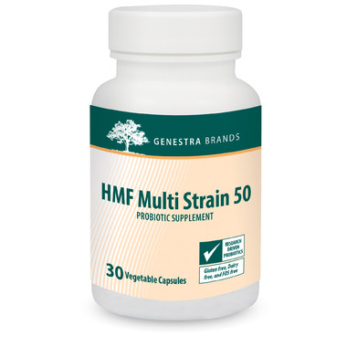 Genestra HMF Multi Strain 50 Probiotic Supplement