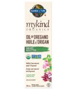 Garden of Life mykind Organics Oil of Oregano Liquid