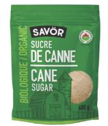 Savor Organic Pure Cane Sugar