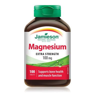 Jamieson Magnesium Extra Strength
