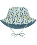Lassig Reversible Sun Hat Penguin