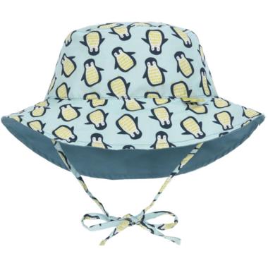 Lassig Reversible Sun Hat Penguin