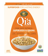 Nature's Path Qi'a Pure Oats Oatmeal Superseeds & Grains