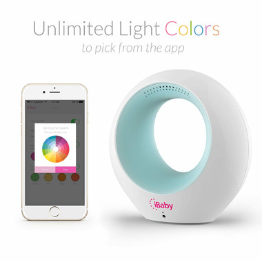 iBaby Air Smart Quality Monitor & Ion Purifier