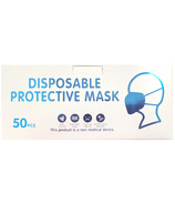 Disposable Protective Face Masks White