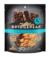 BridgePeak Original Almond & Sea Salt Bark