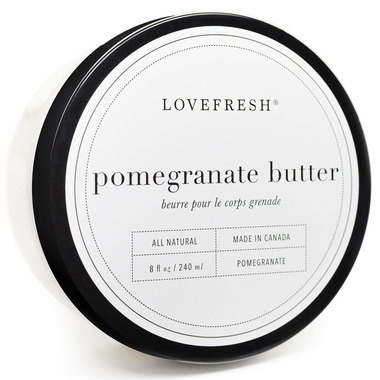 Lovefresh Pomegranate Body Butter
