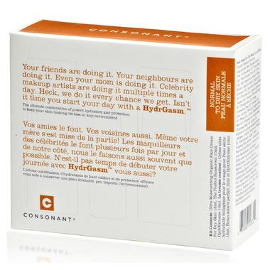 Consonant Skincare HydrGasm Kit