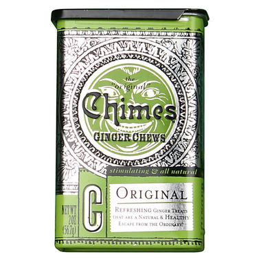 Chimes Original Ginger Chews Tin