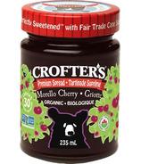 Crofter's Organic Morello Cherry Premium Spread