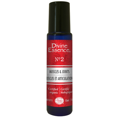 Divine Essence Muscles and Joints Roll-on No.2
