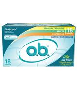 o.b. Tampons Multipack