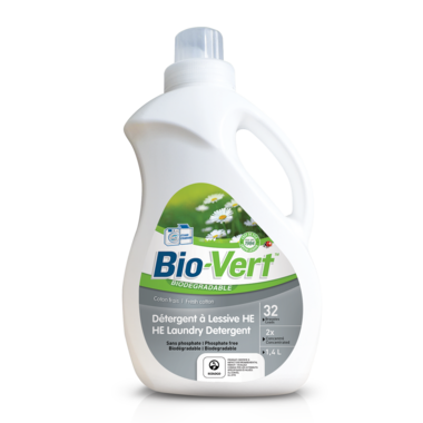 Bio-vert Fresh Cotton HE Laundry Detergent