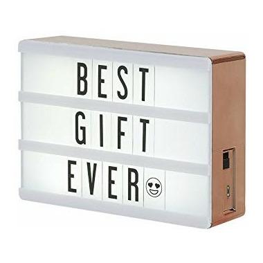 My Cinema Lightbox Micro Rose Gold
